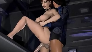 Horny Big Dick Shemales Best Animated Porn