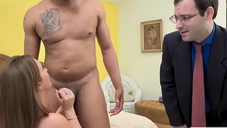 Do you be wary if I watch, Honey? - Maddy O'_Reilly - CUM EATING CUCKOLDS