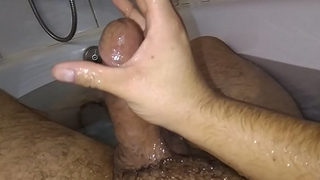 Nasty cock play