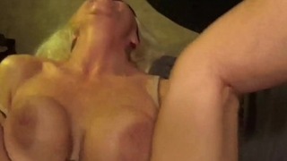 BLONDE BANDITT HARD FUCKING WITH HUGE TITS BOUNCING AND SHAKING TITS FUCKED HARD WITH BIG BOOBS BIG NIPPLES AND HARD NIPPLES AND SPREAD Thither OPEN TILL SHE TAKES ALL THE CUM PERFECT BODY PERFECT CHICK
