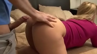 Horny mom gets caught masturbating