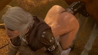 The Witcher compilation HD #2