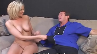 Teen Is Talented Connected with The Cock