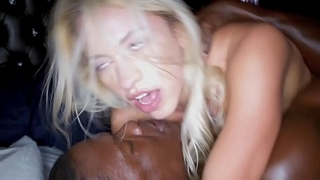 BLACKEDRAW Beautiful Teen'_s First BBC!